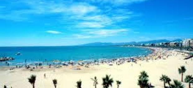Пляжей Барселоны